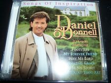 Daniel O'donnell Songs Of Inspiration  / With May Duff 2 CD