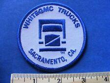 whitegmc trucks patch (blue outer circle)