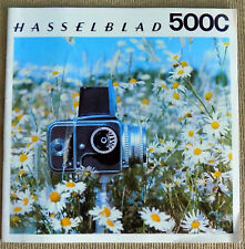 "1967 Hasselblad ""500C"" Camera Information / Overview HANDBOOK"
