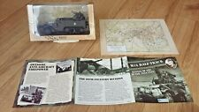 Atlas Editions WW2 Multiple Gun Motor Carriage M16 Military Vehicle Set