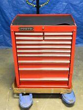 "Proto 42"" x 27"" x 18"" Tool Box Roller Cabinet 11-Drawer w/ Ball Bearing Slides"