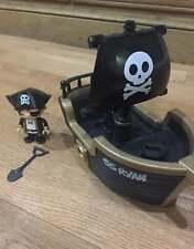 Ryan's world mystery pack pirate + ship
