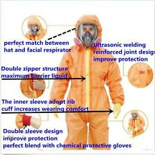 3M 4690 Protective Coverall Chemical Liquid Nuclear Radiation Protection Suit