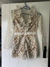 Missguided Playsuit Size 6