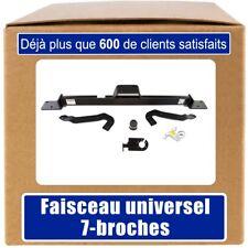 Peugeot Boxer Plateau 06-14 Attelage fixe+faisceau 7-broches uni.