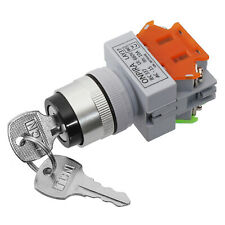 2 Stück Switch Key Lorlin SRL Series Keylock Switches Lorin 901 Ersatzschlüssel