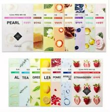 New Authentic Etude House 0.2mm Therapy Air Face Mask Sheet Korean All 23 types