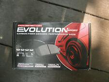 PowerStop Z23-1103 Honda / Acura,  Rear Brake pads Carbon-Fiber / Ceramic