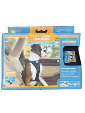 Kurgo Enhanced Strength Tru-Fit Smart Dog Car And Walking Harness NEW In Box