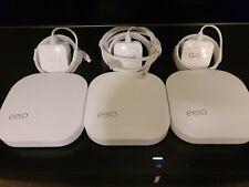 Eero - Pro Mesh Wi-Fi 5 System (3 eeros), 2nd Generation - White No Box