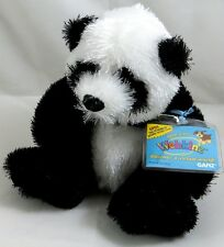 NEW Webkinz Panda Bear stuffted animal UNUSED CODE