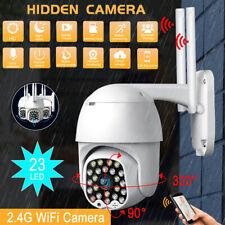 Wireless HD 1080P WiFi Waterproof CCTV Outdoor IP Camera Home Security IR Webcam