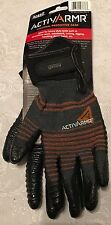 Ansell ActivArmr Work Gloves w/ Kevlar Size Small