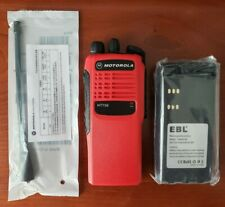 Motorola HT750 Package 4CH 450-527 MHz Latest Firmware Aligned Free Programming