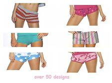 Women's Pyjamas Shorts Sizes 6 8 10 12 14 16 New Nightwear Loungewear Hot Pants