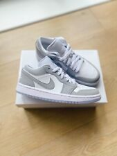 Air Jordan 1 Low Wolf Grey UK 4/US 6.5 *IN HAND READY TO SHIP* ✅