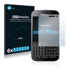 6x Film Protection écran pour Blackberry Classic Q20 Protecteur