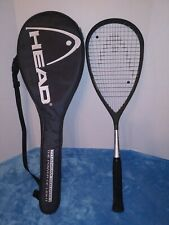 Head Ti 120 Squash Racket Racquet With Case