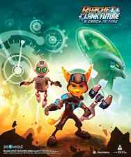 Ratchet and Clank Game Wall Scroll Poster Licensed CWS Media Group 23214  New