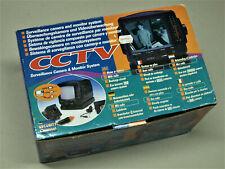 Klassiker Modell 70-92 CCTV Überwachungskamera und Videoüberwachung (Monitor)