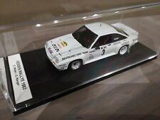 Opel manta 400 1/43 weber essen rally 1983.realisation artisanale