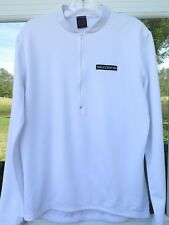 Giordana Men's Long Sleeve 1/2 Zip Italian Pullover Bike Cycling Shirt Jacket