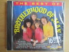 Brotherhood Of Man - The Best Of - 16 Super Hits - CD Neu & OVP
