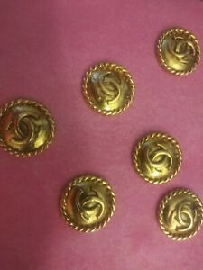 Chanel Button 26 mm