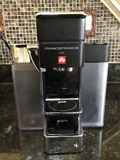 FRANCIS FRANCIS FOR ILLY Y5 MILK ESPRESSO AND COFFEE MACHINE, SATIN -