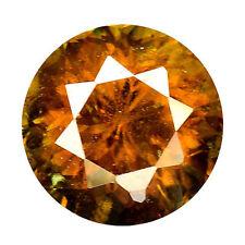 Round Loose Sphene & Titanite Gemstones