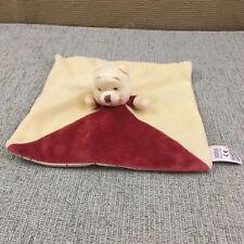 Marks & Spencers Winnie The Pooh Comforter Blanket Blankie