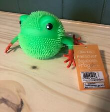 Rite Lite Passover Squoosh Frog New With Tag