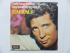 TOM JONES I Who have nothing F1 061 B