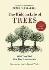 The Hidden Life Of Trees, Books Biological Science Botany Nature Writing Ecology