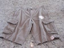 NEW Urban Pipeline Men's Twill Cargo Shorts Size 29 OH Khaki Ultimate Short
