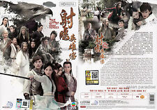 THE LEGEND OF THE CONDOR HEROES 2017 (1-52 End) TVB Chinese Drama English Subs