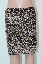 Girls NEW Hollyworld New York Girls Skirt Size 8 Color Leopard Nwot