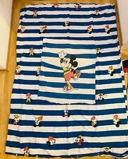 🌸 Mickey Mouse Mouse Micky Disney Bedding Duvet Set Bedding Vintage