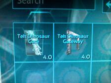 ark survival evolved XBOX PVE 5 Tek Dino Gateway Sets