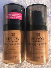 Revlon PhotoReady Airbrush Effect Liquid Makeup - SPF20 -010 Caramel - Pack Of 2