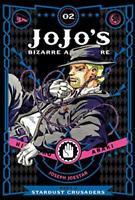 JoJo's Bizarre Adventure: Part 3 Stardust Crusaders, Vol. 2 by Araki, Hirohiko,