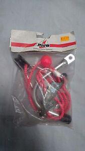 RWO Trapeze Hoist Set Open Handle Clam Cleat