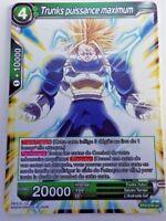 CARTE DBS BT2-078 UC UNION FORCE Dragon Ball Super Card Game