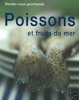 POISSONS ET FRUITS DE MER - NB