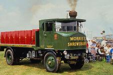 468092 1931 Sentinel Steam Wagon usa a menudo en los anuncios A4 Foto Impresión