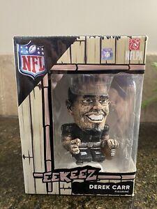 Derek Carr Eekeez Figure - Oakland Raiders NFL