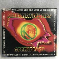 Alternative NRG CD Compilation Various Artists Hollywood Rock Music