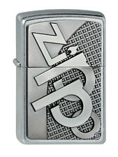 Zippo Lighter 3D with Free Engraving