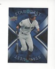 2008 Upper Deck Star Quest Rare #1 Ichiro Suzuki Mariners