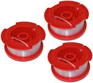Craftsman String Trimmer 3 Pack of Genuine OEM Replacement Spools # N595044-3PK